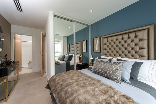 Thumbnail Flat for sale in Morello, Cherry Orchard Road, Croydon, Surrey