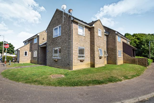 Thumbnail Flat for sale in Mayflower Court, Harlow
