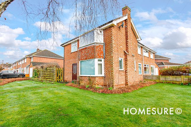 Thumbnail Semi-detached house for sale in Marlborough Avenue, Lydiate, Liverpool