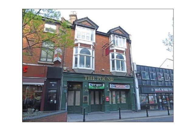 Thumbnail Retail premises for sale in 12 Chertsey Road, Woking