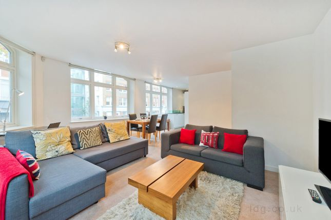 Thumbnail Flat to rent in Alfred Place, Bloomsbury, London