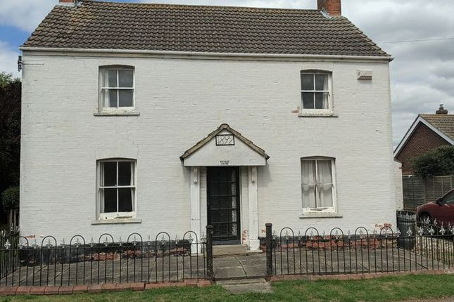 Thumbnail Detached house for sale in Church Lane, North Killingholme, Immingham