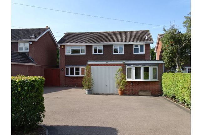 Thumbnail Detached house for sale in Main Road, Atherstone