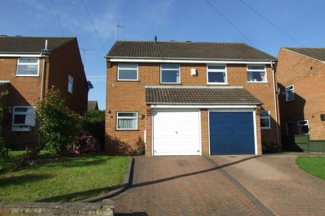 Thumbnail Property to rent in The Crescent, Stanley Common, Ilkeston