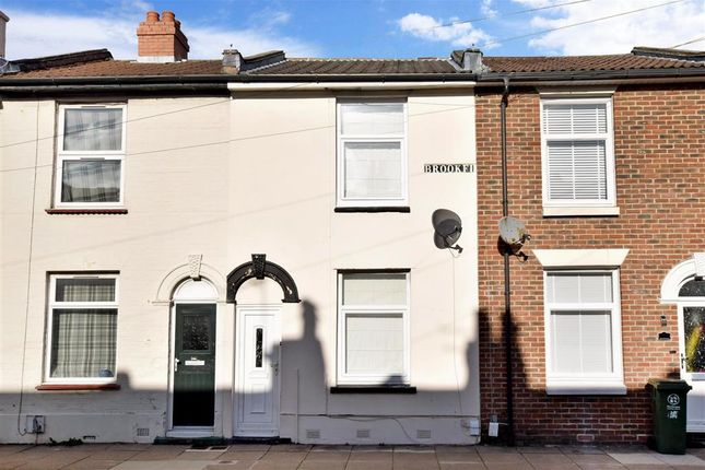 2 bed terraced house for sale in Brookfield Road, Portsmouth, Hampshire PO1