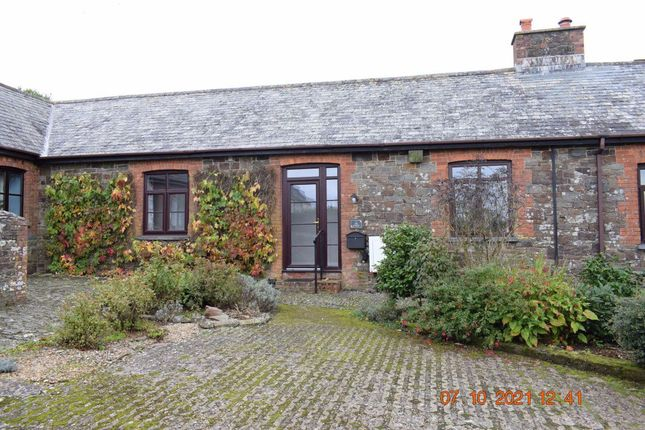 Thumbnail Terraced house to rent in The Stables, Great Torrington, Devon