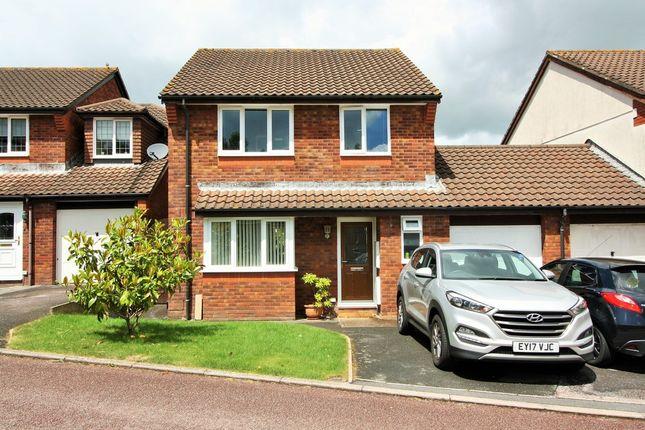 Thumbnail Detached house for sale in Kenbury Drive, Alphington, Exeter