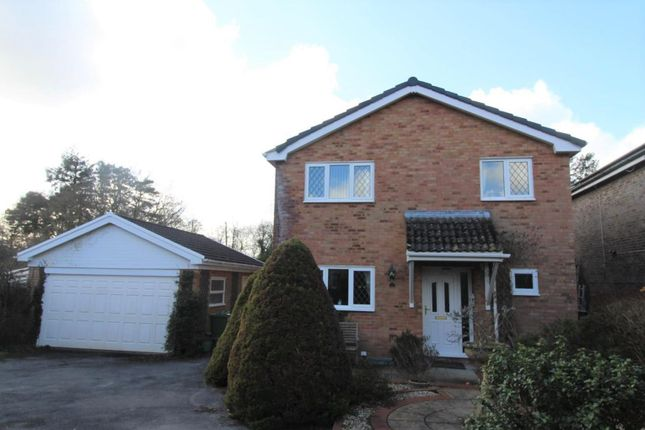 Detached house for sale in Derwen Fawr, Llandybie, Ammanford