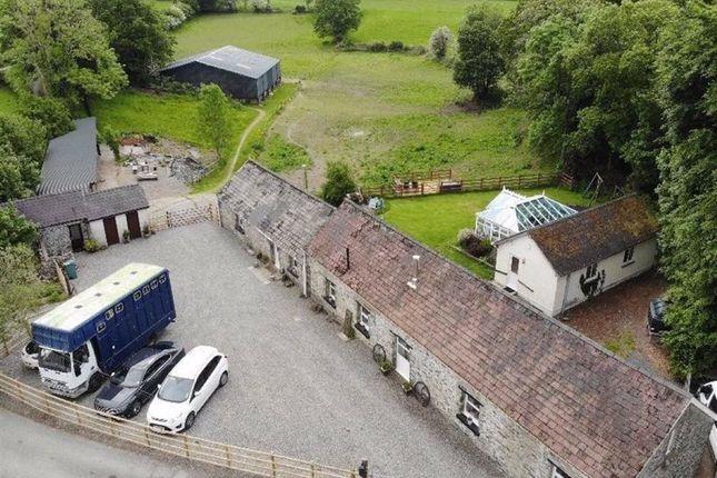 Thumbnail Farm for sale in Llangybi, Lampeter, Ceredigion