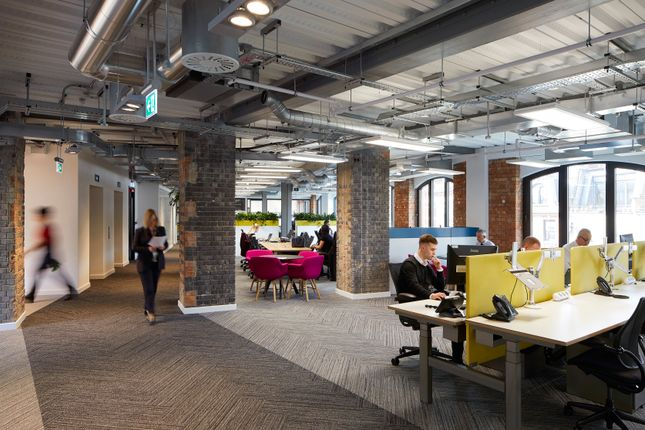 Thumbnail Office to let in 33 Foley Street, Fitzrovia, London