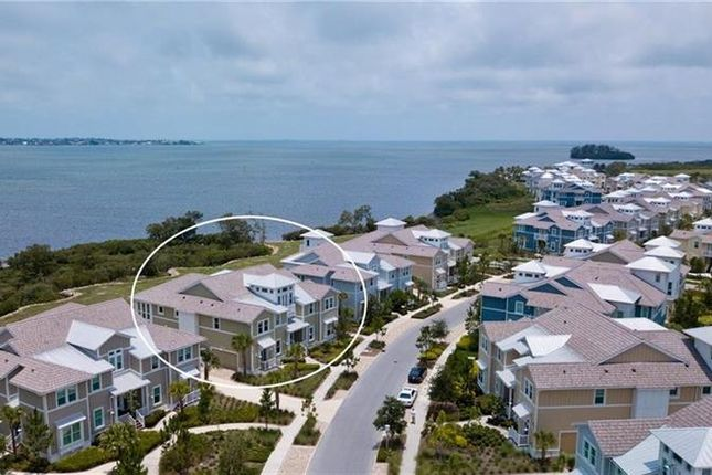 Thumbnail Town house for sale in 326 Compass Point Dr #101, Bradenton, Florida, 34209, United States Of America