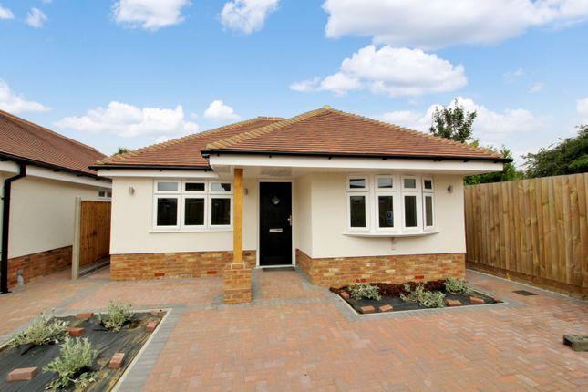 Thumbnail Detached bungalow for sale in Jersey Road, Rainham