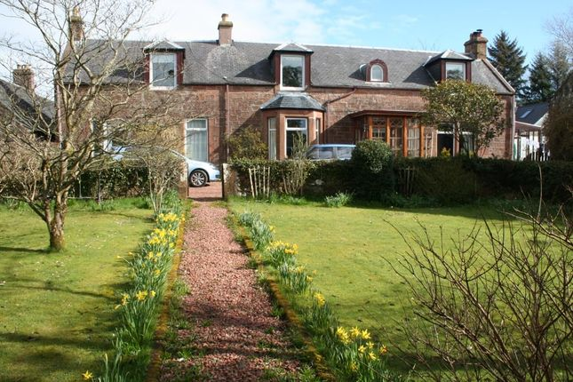 Thumbnail Detached house for sale in Croftlea, Shiskine, Brodick