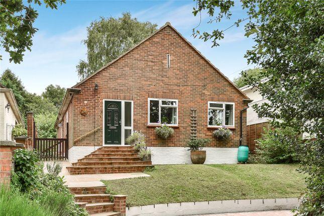 Thumbnail Detached bungalow to rent in Scotland Hill, Sandhurst, Berkshire