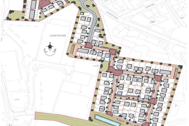 Thumbnail Land for sale in Residential Development, Rochsolloch Road, Airdrie, North Lanarkshire