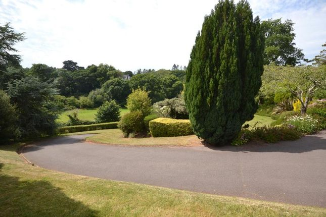 Approach of Little Knowle Court, 32 Little Knowle, Budleigh Salterton, Devon EX9