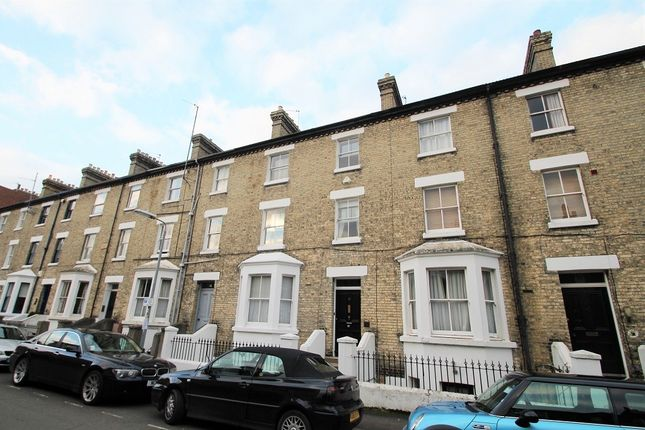 Thumbnail Terraced house to rent in Warkworth Street, Cambridge