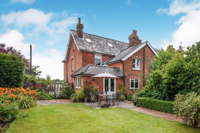 Thumbnail End terrace house for sale in Five Ashes, Mayfield, East Sussex