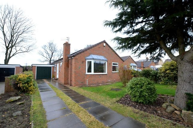 Thumbnail Detached bungalow to rent in Rectory Close, Carlton, Barnsley