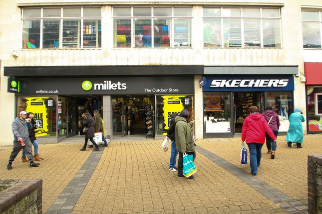 Thumbnail Retail premises for sale in New George Street, Plymouth