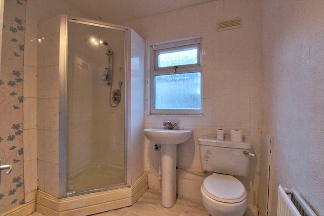 Shower Room of Clarendon Road, Morecambe LA3