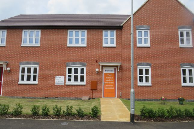 Thumbnail Semi-detached house for sale in Sandown Close, Barleythorpe, Oakham