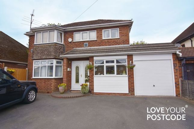 Thumbnail Detached house for sale in Oldbury Road, Rowley Regis, West Midlands