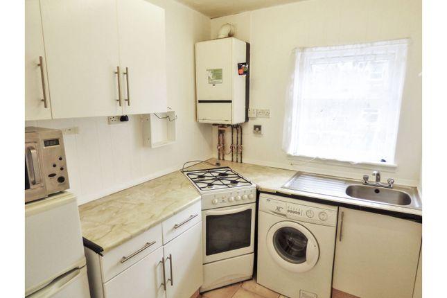 Kitchen of Nile Street, Kirkcaldy KY2