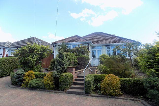 Thumbnail Detached bungalow for sale in Chester Road, Sutton Weaver, Runcorn