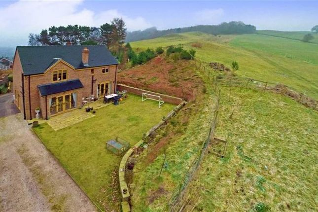 Thumbnail Detached house for sale in Cheddleton Road, Birchall, Leek