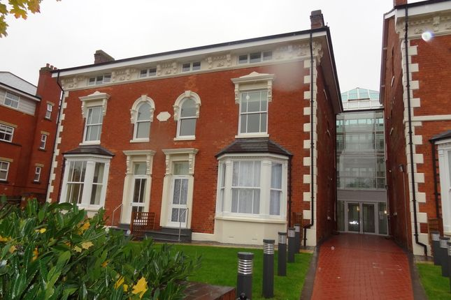 Thumbnail Flat to rent in Warwick Road, Solihull