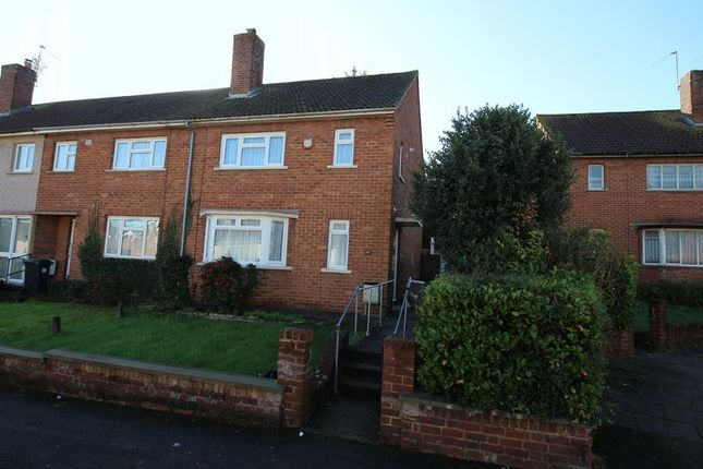 Thumbnail End terrace house to rent in Eastwood Road, Brislington, Bristol