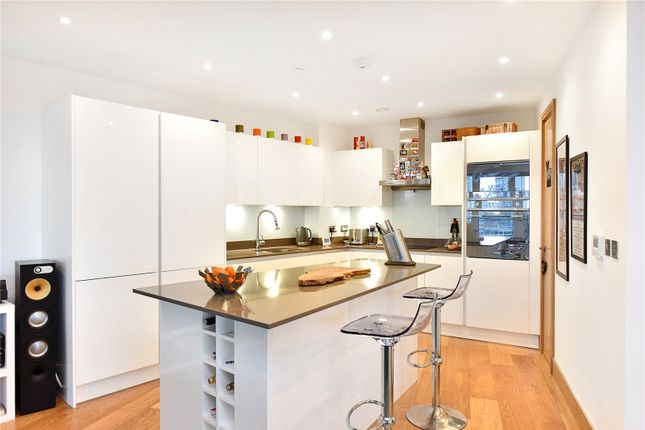 Kitchen of Arena Tower, 25 Crossharbour Plaza, London E14