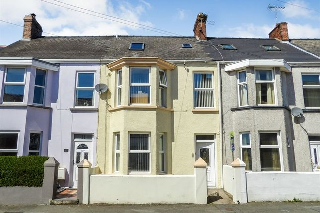 Thumbnail Terraced house for sale in Picton Road, Hakin, Milford Haven, Pembrokeshire
