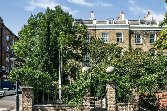 Thumbnail End terrace house for sale in Bow Road, London