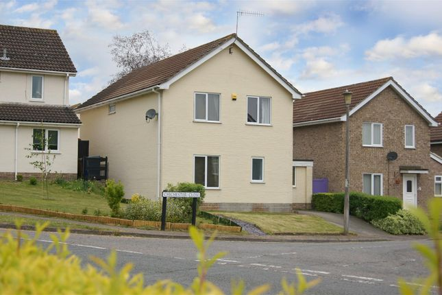 Thumbnail Detached house for sale in Chichester Close, Bury St. Edmunds