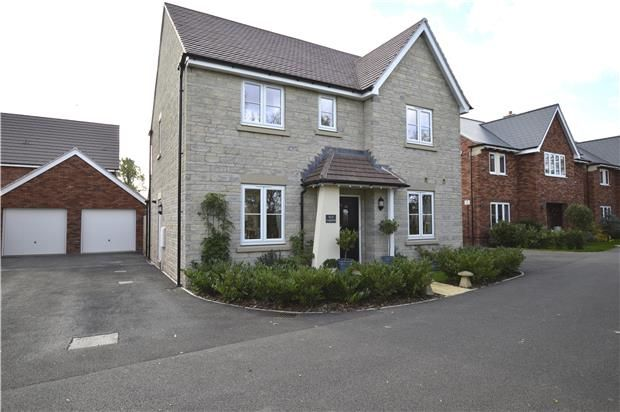 Thumbnail Detached house for sale in Zura Drive, Stoke Orchard
