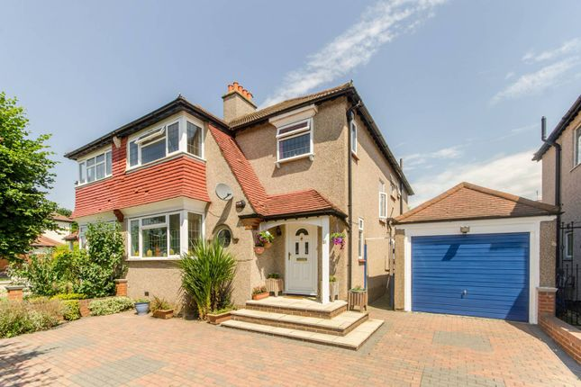 Thumbnail Semi-detached house for sale in The Chase, Norbury