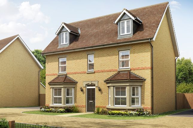 """Thumbnail Detached house for sale in """"Stratford"""" at Station Road, Longstanton, Cambridge"""