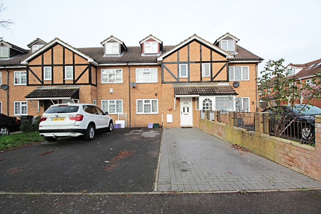 Thumbnail Terraced house to rent in Wilkins Close, Mitcham