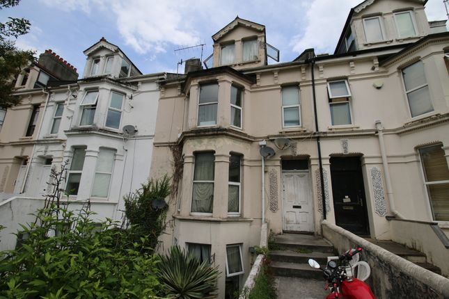Thumbnail Terraced house for sale in Alexandra Road, Mutley, Plymouth.