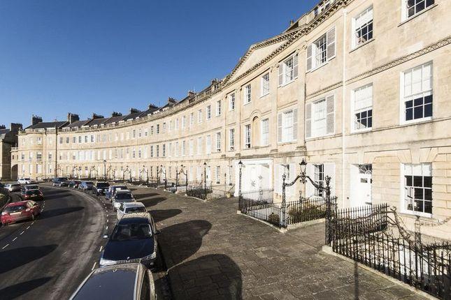 Thumbnail Maisonette to rent in Lansdown Crescent, Bath