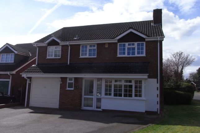 Thumbnail Detached house to rent in Blakemore Drive, Sutton Coldfield