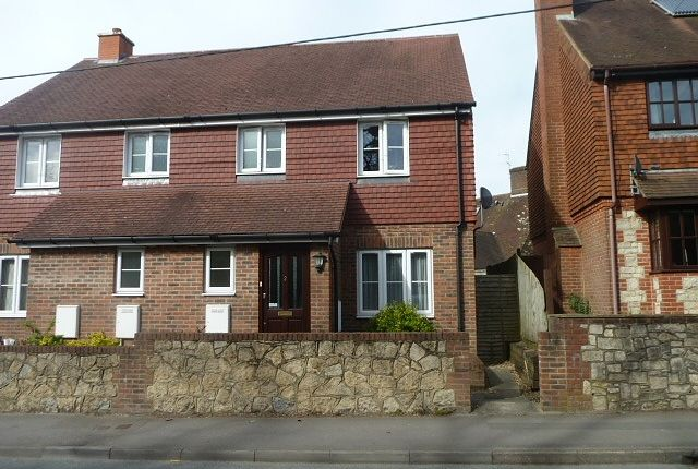Thumbnail Detached house to rent in Longmoor Road, Liphook