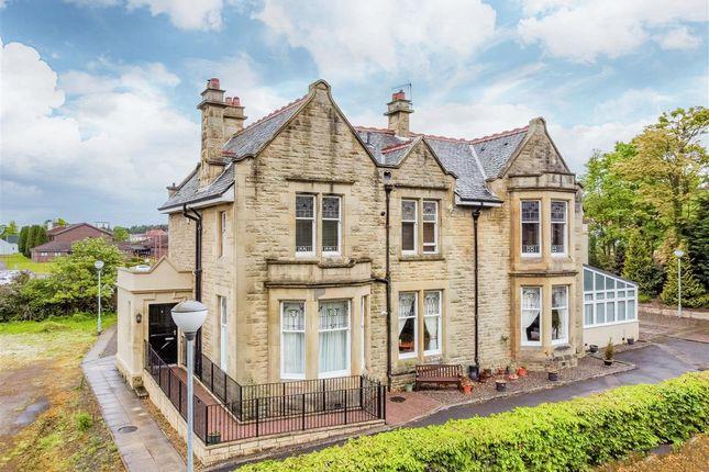 Thumbnail Flat for sale in Underwood Court, Maggie Woods Loan, Falkirk
