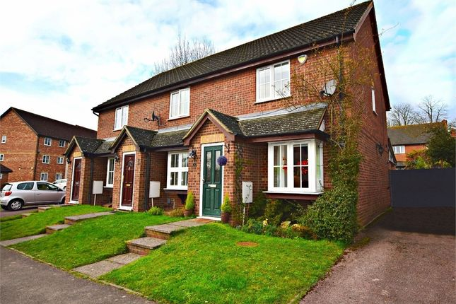 Thumbnail End terrace house to rent in Harlech Road, Abbots Langley, Hertfordshire
