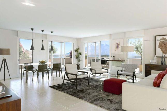 Thumbnail Apartment for sale in Sevrier, Haute-Savoie, France