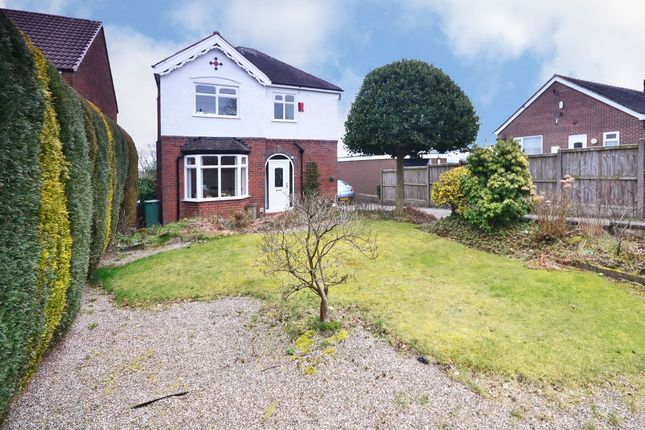 Thumbnail Detached house for sale in Sandon Road, Meir Heath