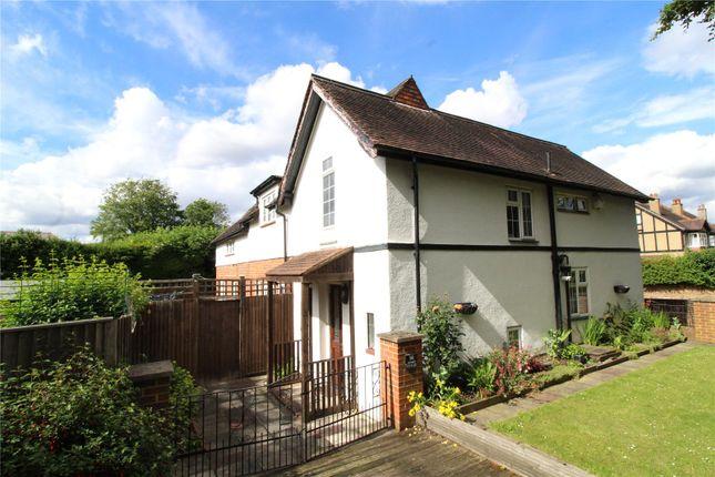 Thumbnail Detached house for sale in Dower Avenue, Wallington