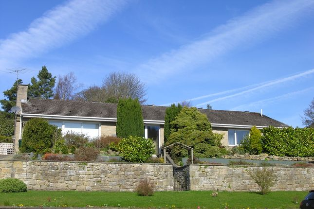Thumbnail Detached bungalow for sale in Cragside View, Rothbury, Morpeth